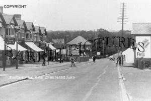 Chandlers Ford
