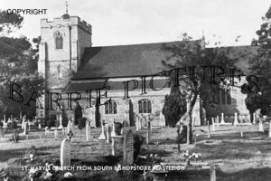 Eastleigh, St Mary's Church South Bishopstoke