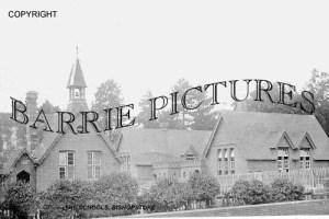 Bishopstoke, The Schools c1910