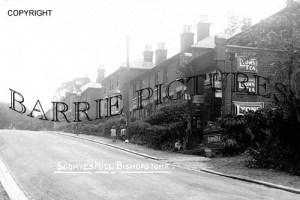 Bishopstoke, Scoryes Hill c1930