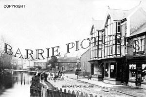 Bishopstoke, Village c1900