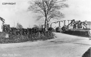 Bashley, Cross Roads c1920