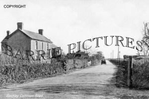 Bashley, Common Road c1940