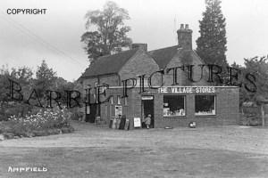 Ampfield, The Village Stores c1950