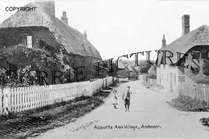 Abbotts Ann, Village c1910