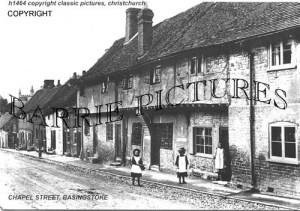 Basingstoke, Chapel Street c1910