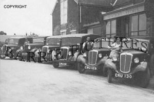 Bransgore, Neacroft Stores c1955
