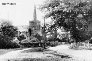 Bransgore, Church c1930