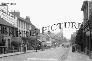 Aldershot, Grosvenor Road c1910
