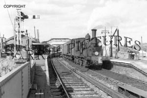 Alton, Station c1930