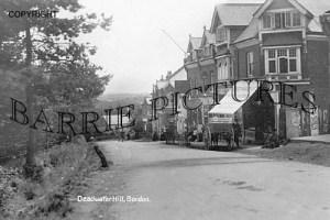 Bordon, Deadwater Hill c1905