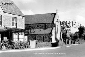 Warsash, The Congregation Church c1950