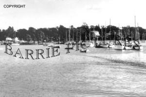 Swanwick, The River Hamble c1950
