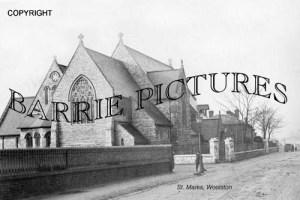 Woolston, St Marks c1910