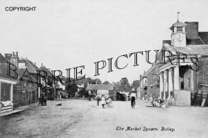Botley, Market Square c1910