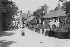 Botley, Village c1910