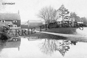 Alderholt, Manor Farm c1910