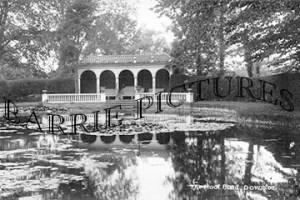Cockington, The Moot Pond c1930