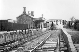 Downton, Station c1930