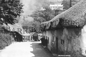 Branscombe, Village c1930