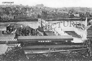 Bideford, Station c1910