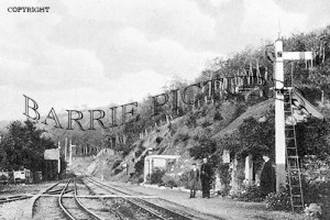 Chelfham, Station c1905