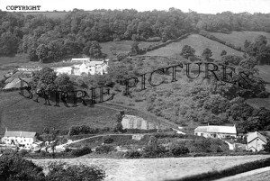 Branscombe, Village c1900