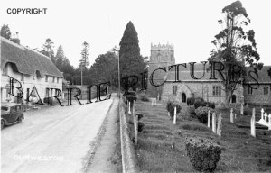 Durweston, Village c1945