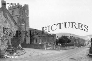 Chideock, Church c1930