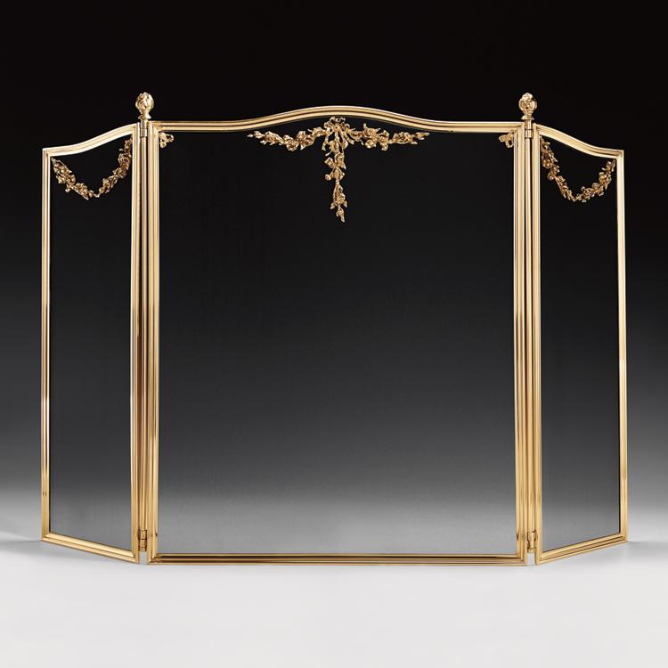Brass Fireplace Screen Fireplace Ideas