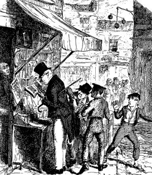 victorian thieves