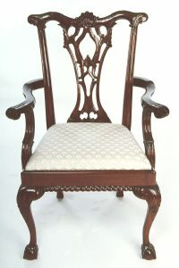 Victorian Replicas: Chairs