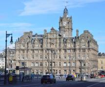 North British Hotel Edinburgh