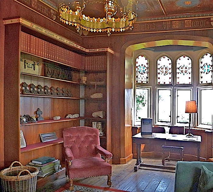 The Grange Ramsgate by A W N Pugin