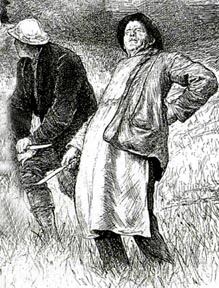 what victorian agricultural workers