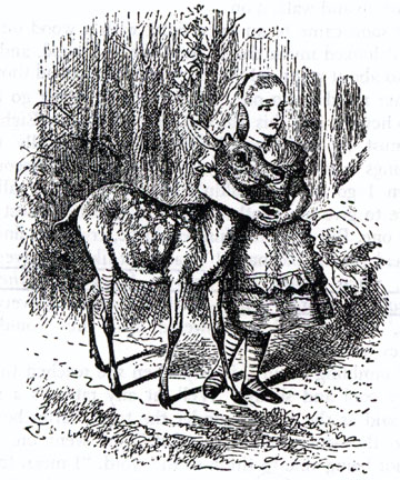 Alice and the Fawn - 3.5