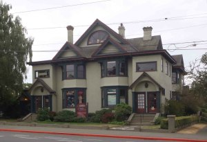 1177 Fort Street, built in 1900 for the Rev. Dr. Campbell.