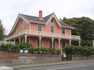 Wentworth Villa, 1156 Fort Street.