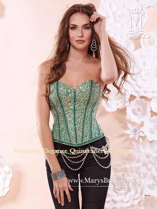 4Q377 Two – Piece Dress