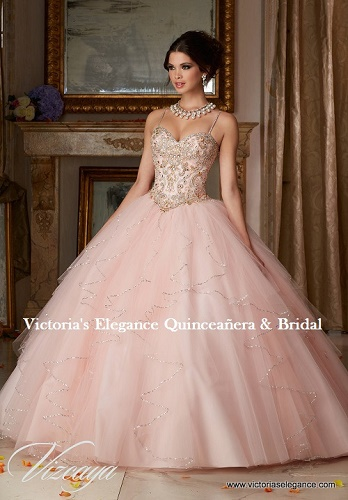 MoriLee Vizcaya Collection Style # 89101