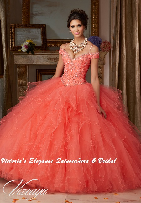 Style # 89102 Shown in Coral
