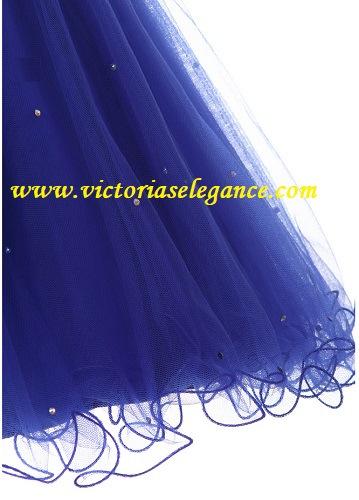 Style 5029 Tulle Skirt @ www.victoriaselegance.com