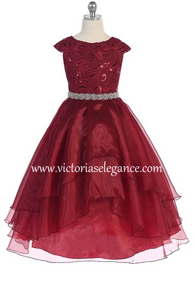 Style JK3811 available @ www.victoriaselegance.com