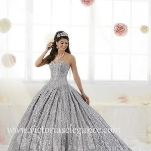 0ec9020a6a4 Organza Ball Gown House of Wu 26867 – Victoria s Elegance ...