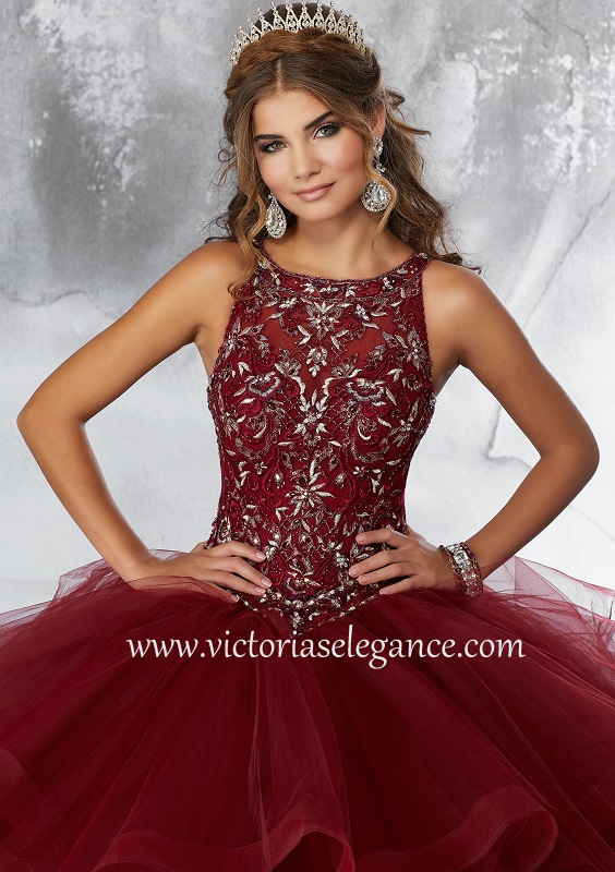 Style 89194 available @ www.victoriaselegance.com