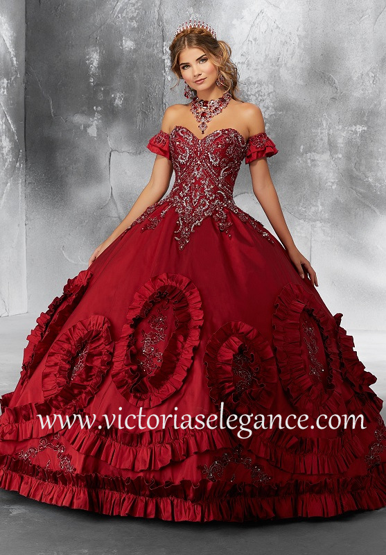 Style 89195 available @ www.victoriaselegance.com