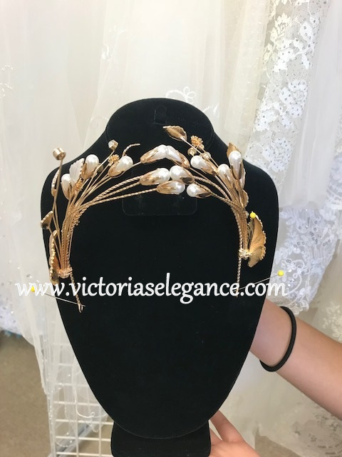 HJB4925 Shown in Gold available @ www.victoriaselegance.com