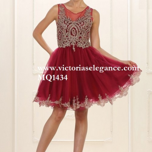 Short Tulle Dress, Bridesmaid Dress, Damas' Dress, Homecoming Dress, Prom Gala Pageant, Sweet 16