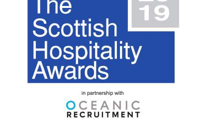 Victoria Square – Scottish Hospitality Awards 2019. Boutique Hotel of the Year Winner