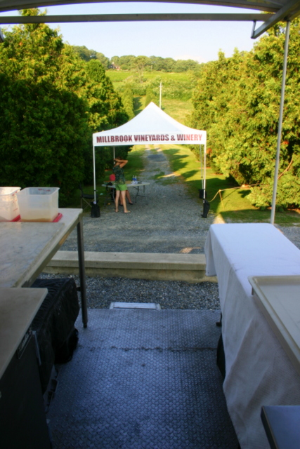 Events Amp Catering Photogalleries Victorias Wood Fired Pizza Truck Wood Fired Pizza Truck